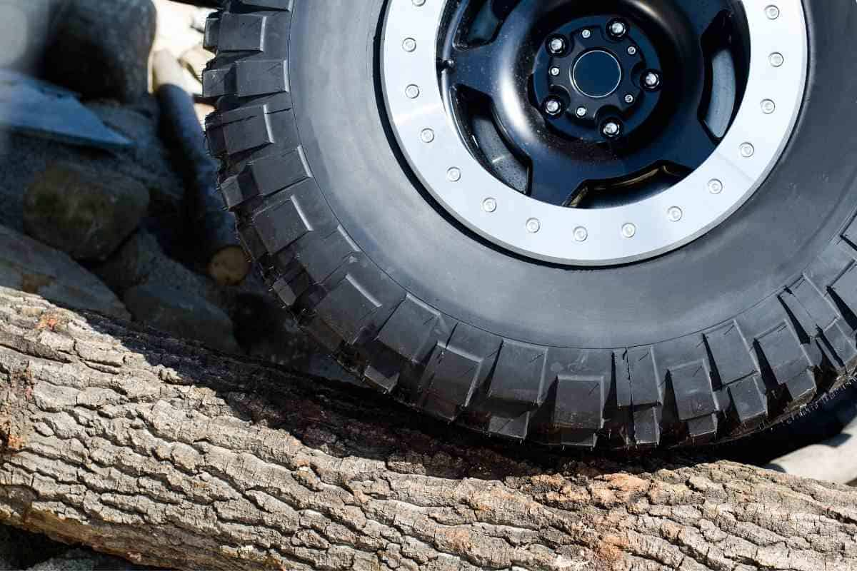 Larger stock tire sizes