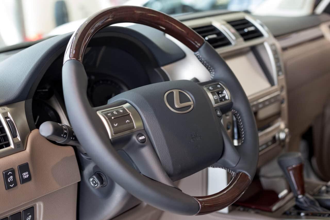Can a Lexus GX 460 Be Flat Towed? #GX460 #LEXUS