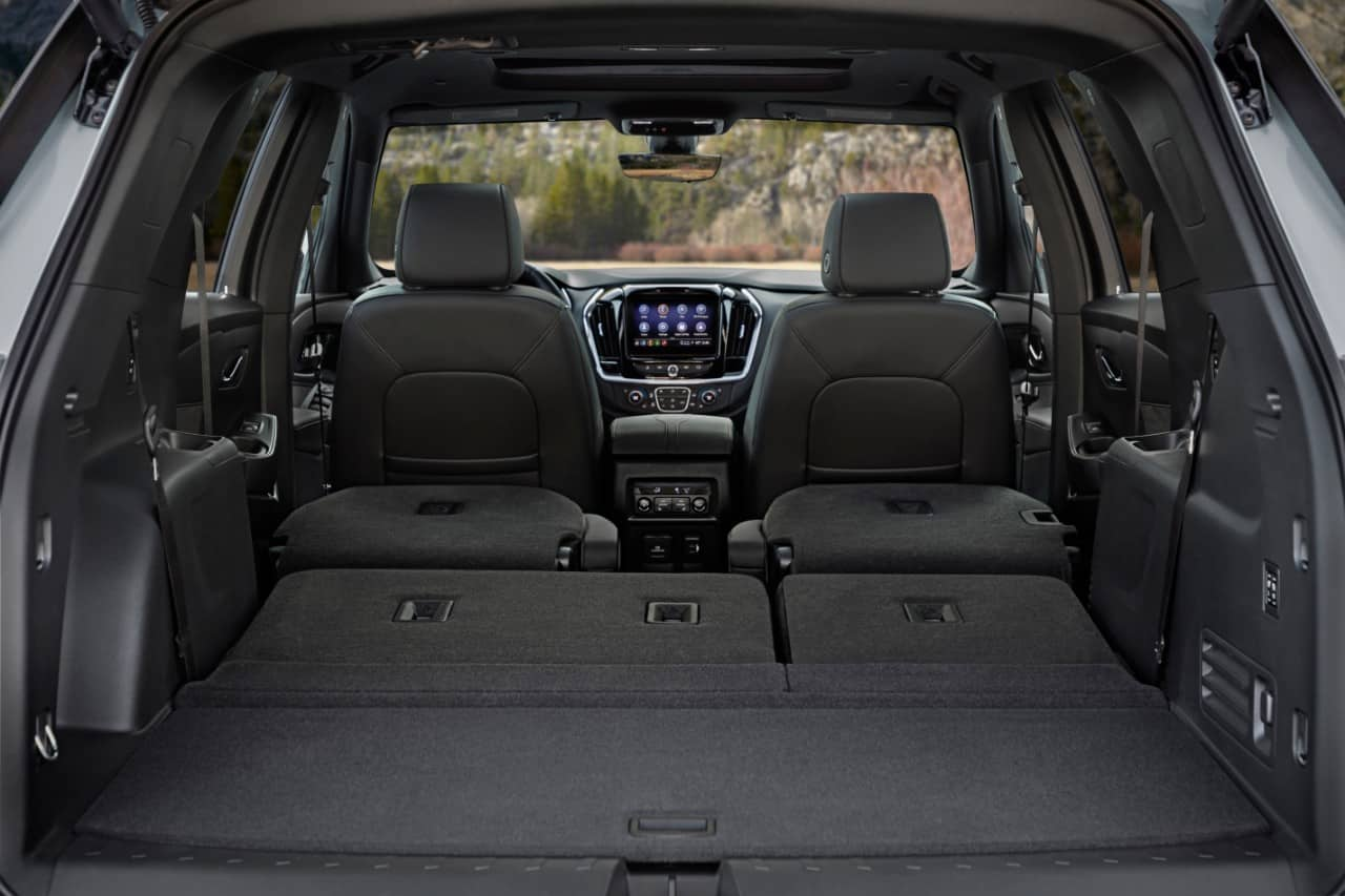 Which 7 Seater SUV Has the Most Room?