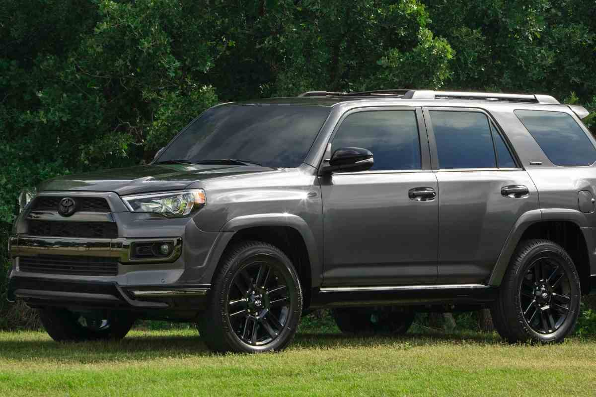 Can A Toyota 4Runner Pull A Camper