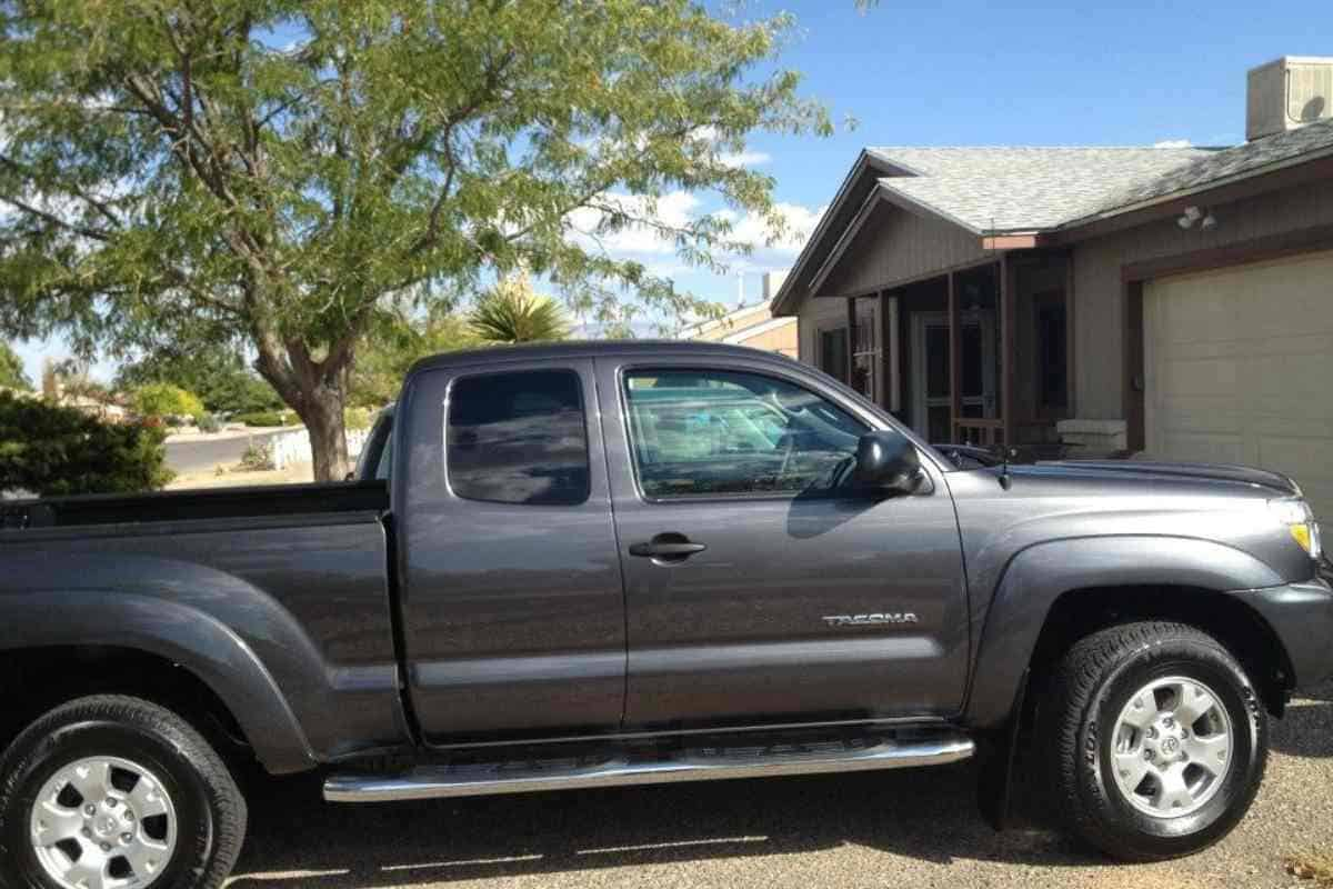 Can You Convert a 2wd Tacoma to 4wd?
