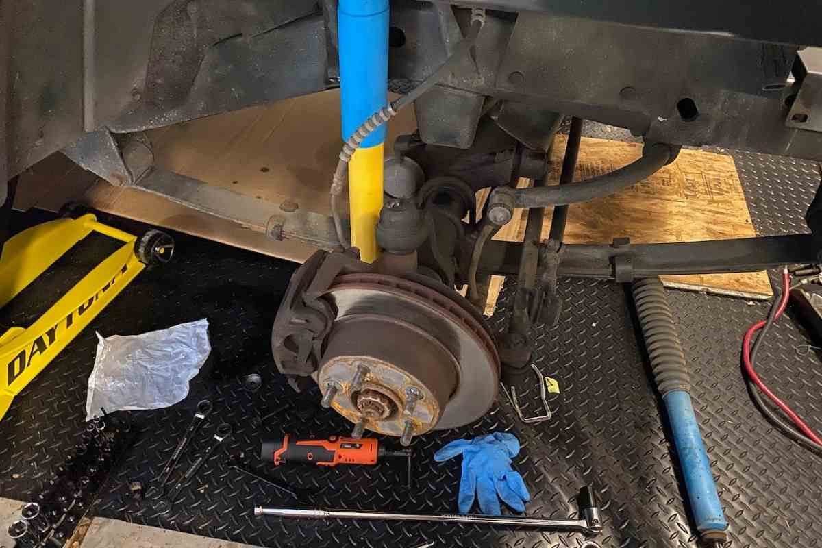 Will New Shocks Help With Towing?