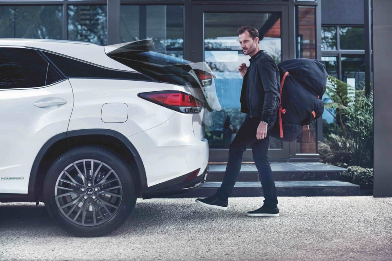 What Used SUV Has the Least Amount of Problems - Lexus RX