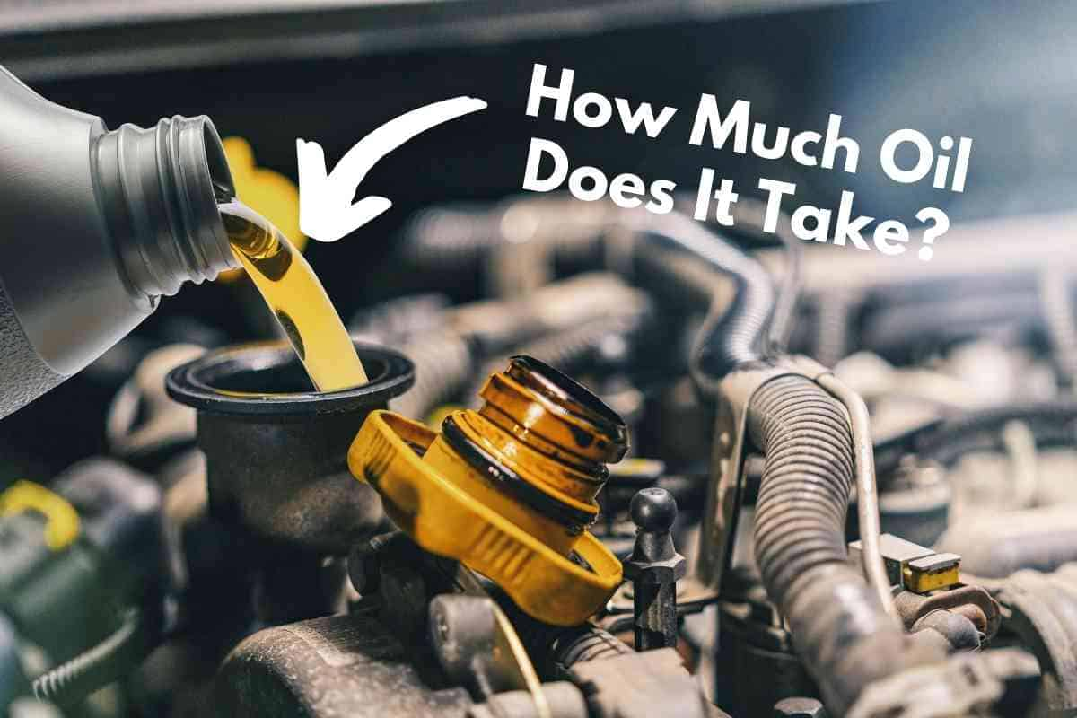 How Much Oil Does An F-150 Take? How much Oil Does a 3.5L Ecoboost F-150 Take?