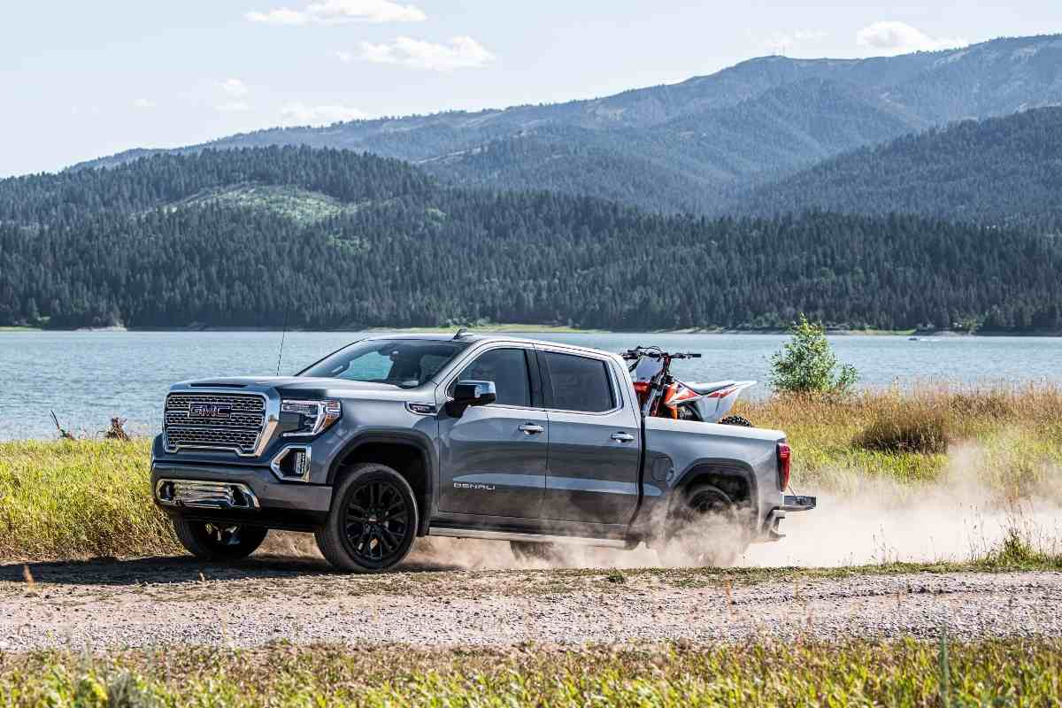How To Engage 4wd On A Sierra?