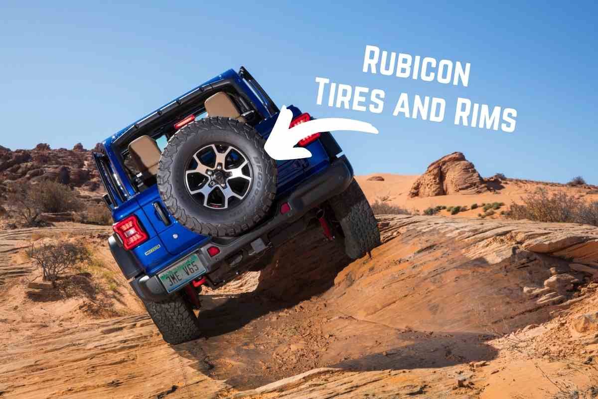 Can I Put Rubicon Tires And Rims On A Sport Wrangler?