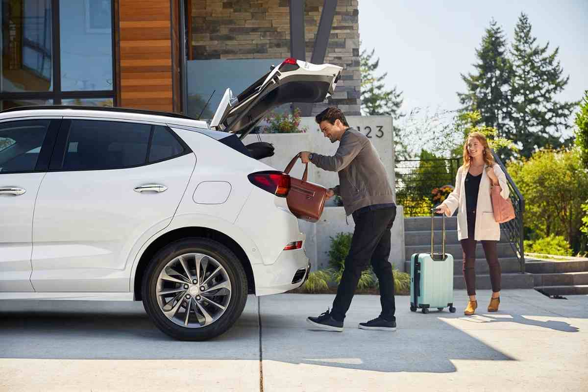Can You Flat Tow A Buick Encore?