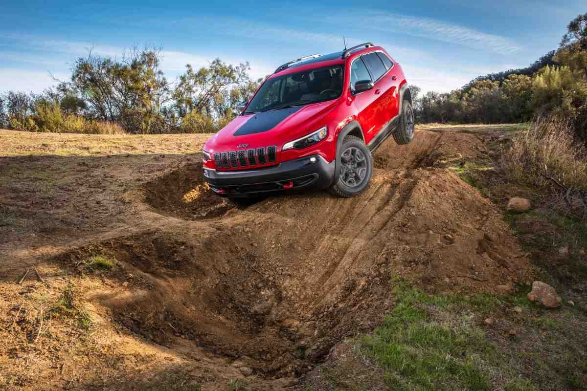 Can You Flat Tow A Jeep Cherokee?