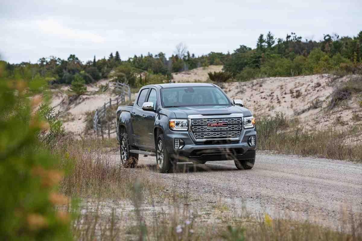 Can you flat tow a GMC Canyon?