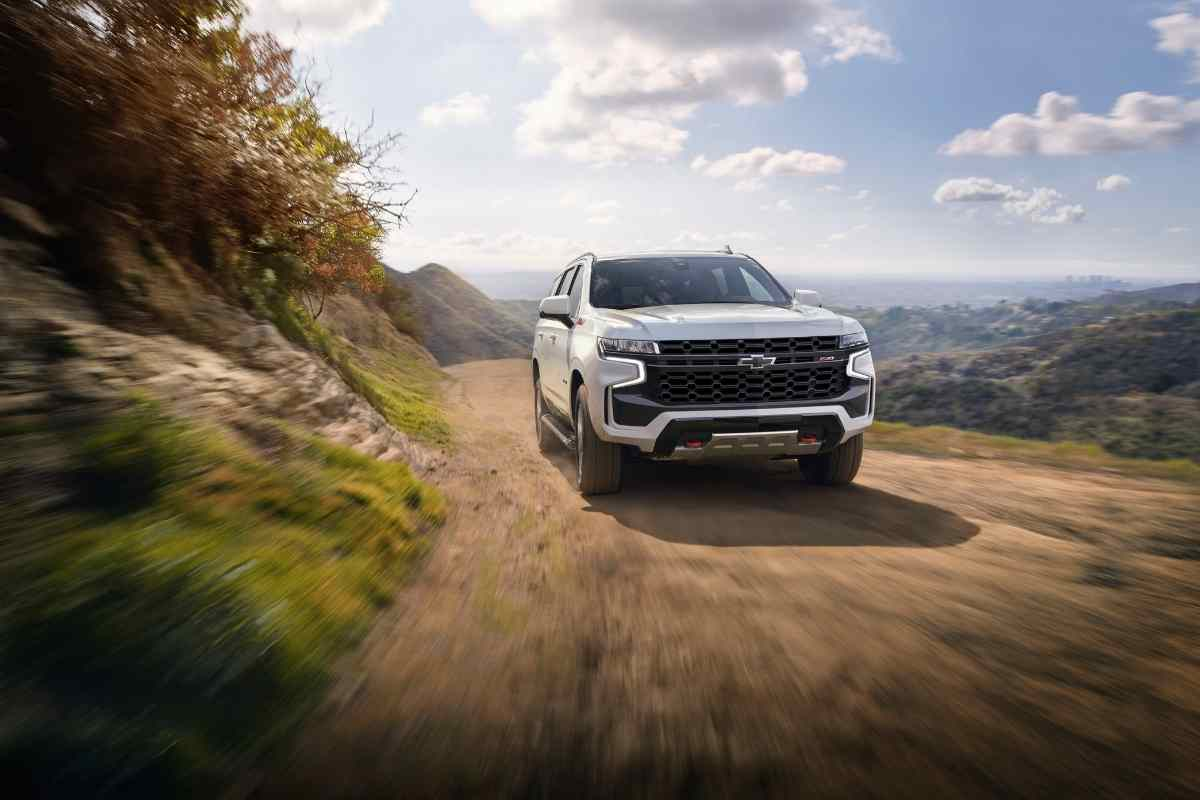 Is Chevy Tahoe Good Off Road?