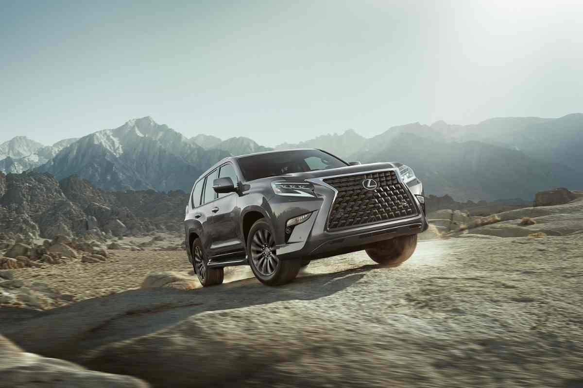How Many Miles Can You Put On a Lexus Gx 460