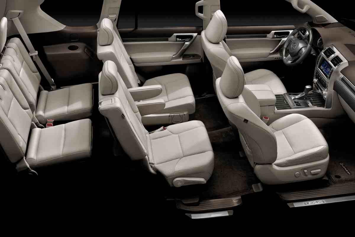 GX 460 - Is the Lexus GX or LX bigger