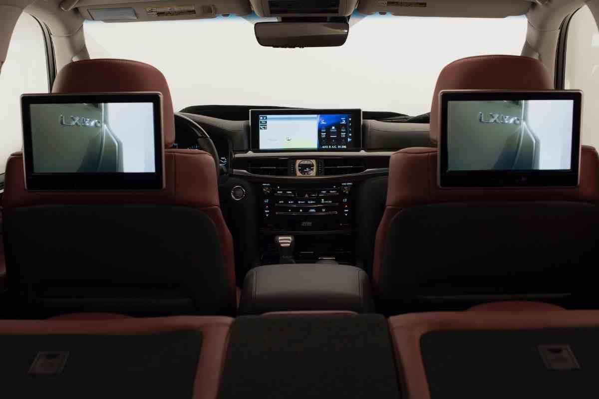Lexus LX Interior - Is the Lexus GX or LX bigger