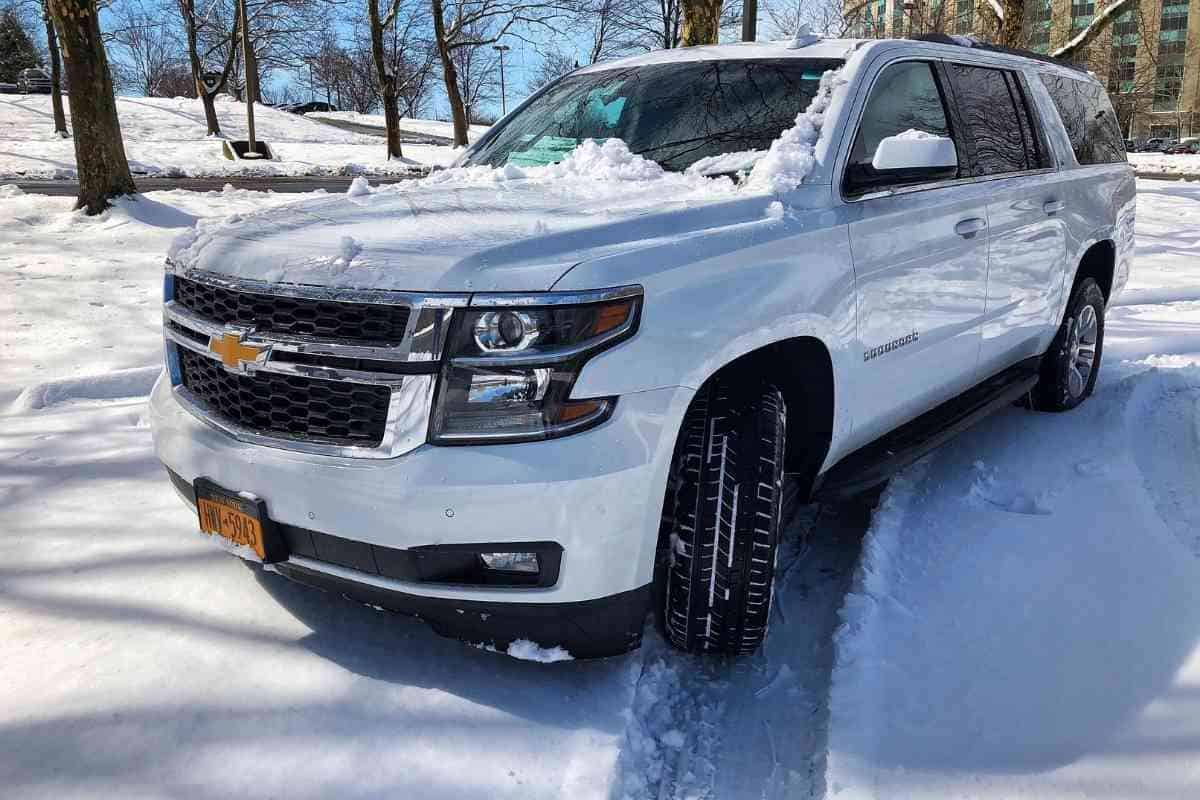 What to Look for When Buying a Used Chevy Suburban