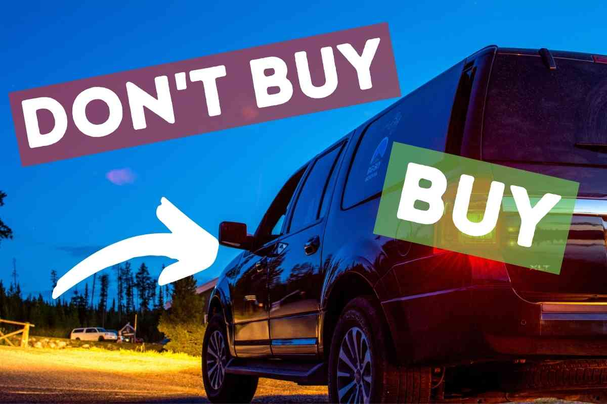 What to look for in a used Ford Expedition?