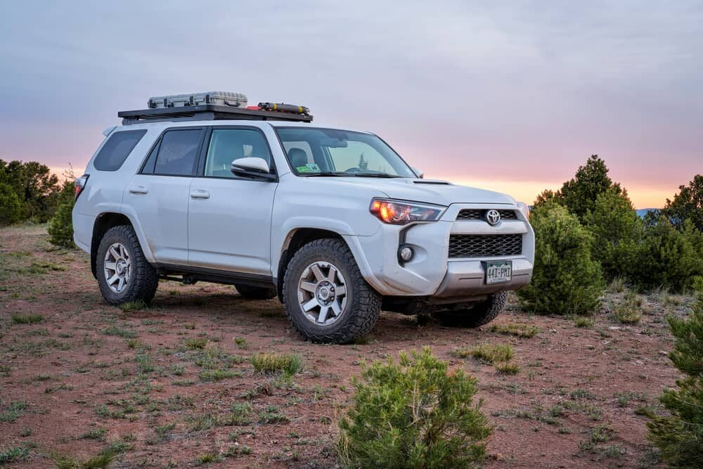Which Toyota SUV is the Most Reliable?
