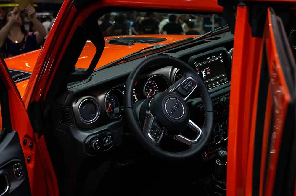 Best Car Stereo For Jeep Wrangler