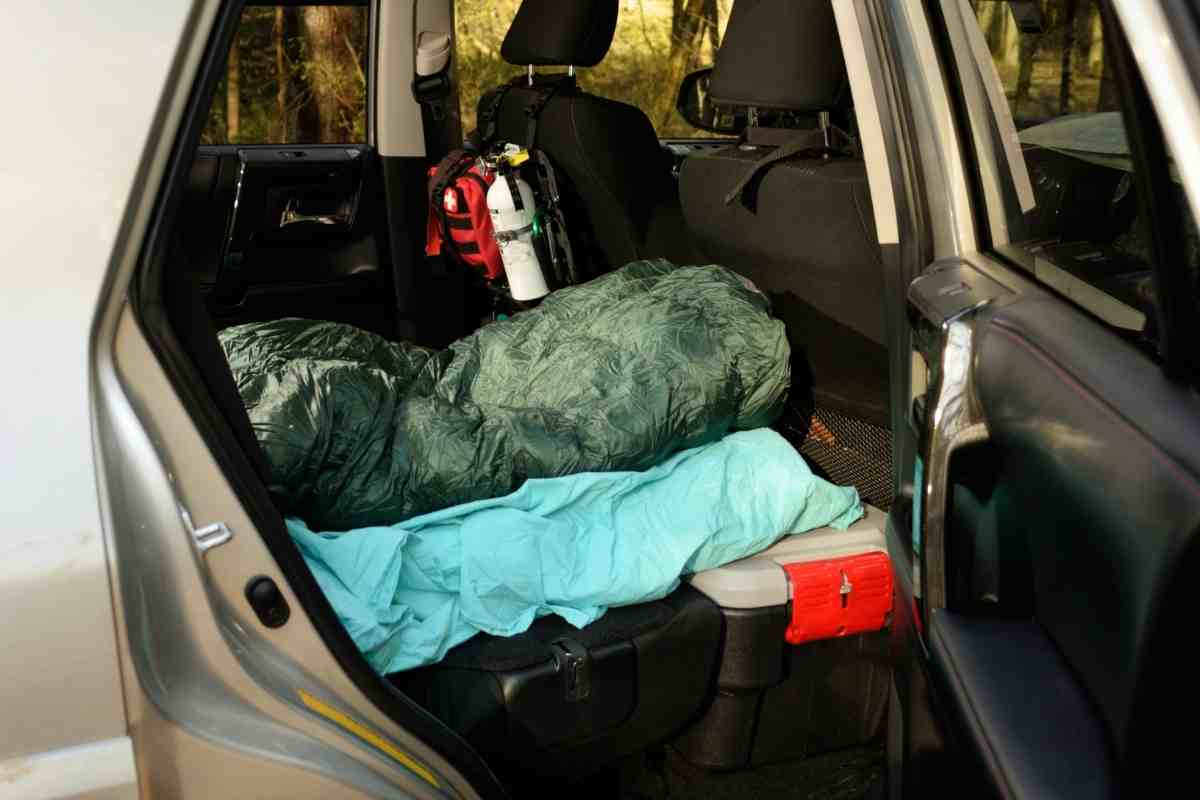 Best full-size SUVs for sleeping #carcamping #overlanding