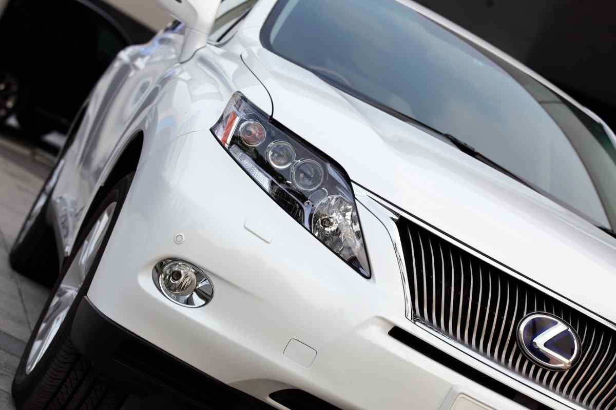 What Are the Best Years for the Lexus RX350?