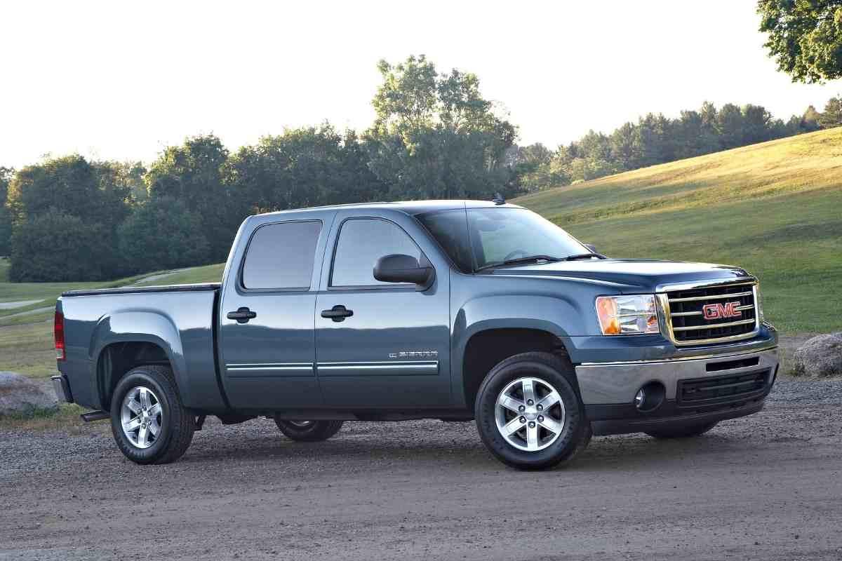 2012 GMC Sierra Best Bet For A Used GMC Sierra Truck Year
