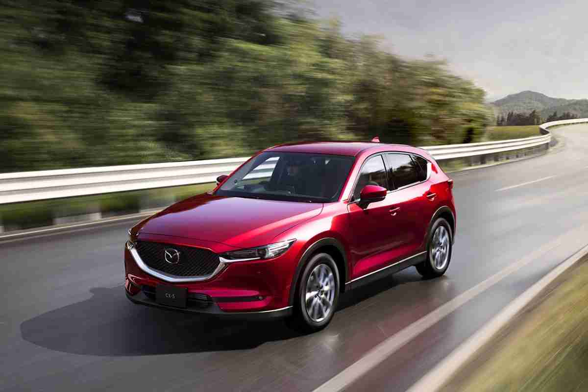 Best Years For The Mazda CX-5