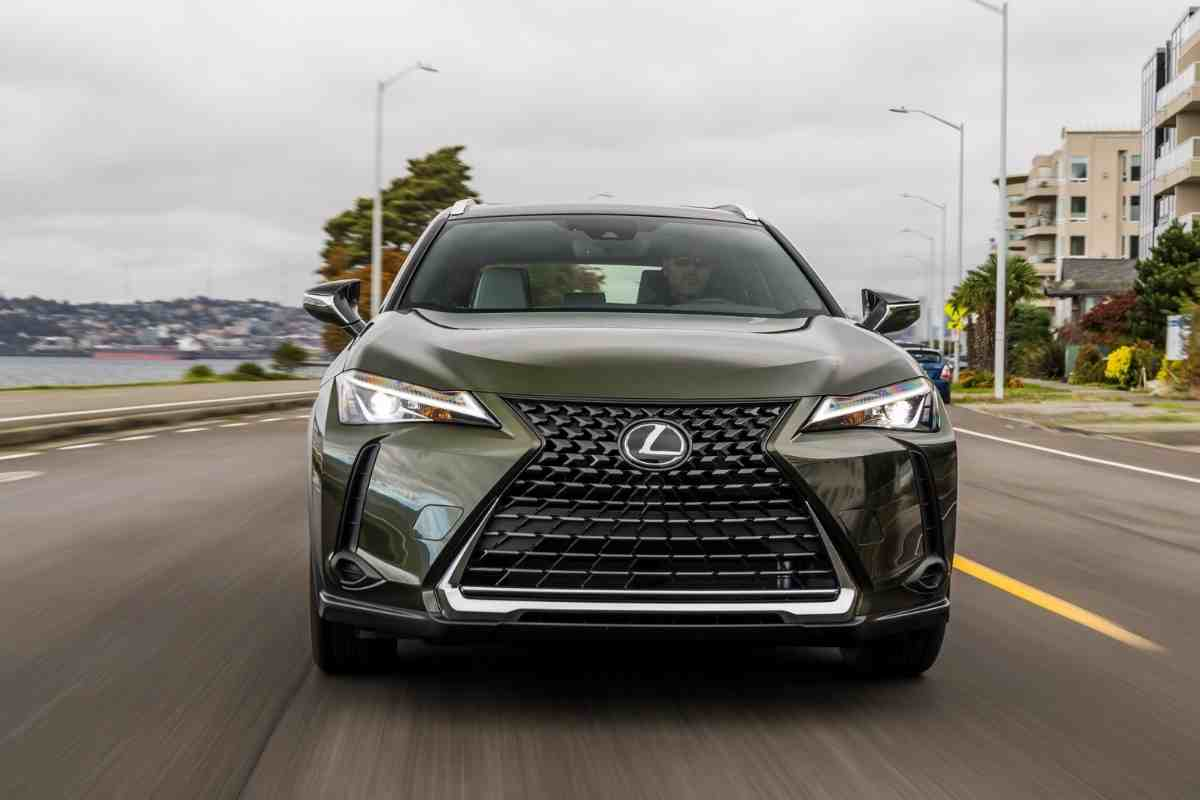 Best Years for The Lexus UX?