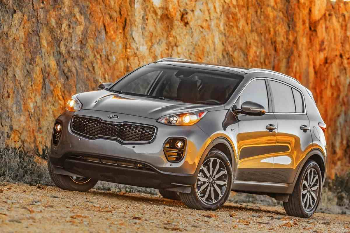 Best Years for the Kia Sportage