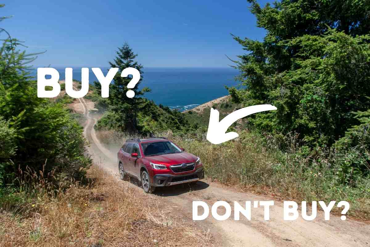 What Are The Best Years For The Subaru Outback
