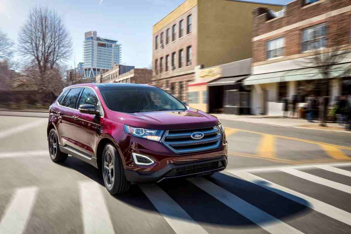 What Are The Best Years For The Ford Edge?