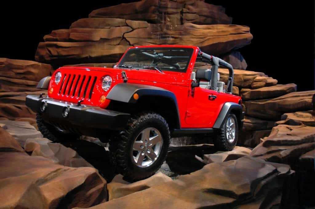What SUV Holds I'ts Value The Best - Jeep Wrangler