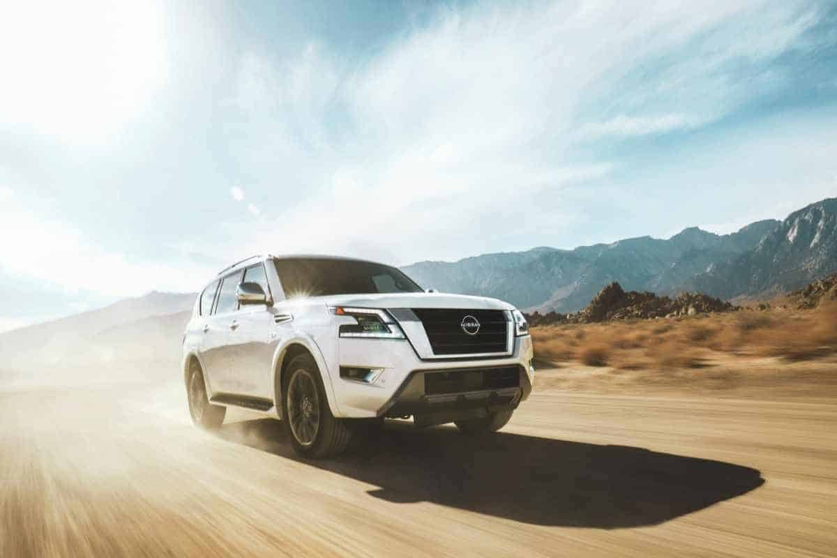 Best Years For The Nissan Armada