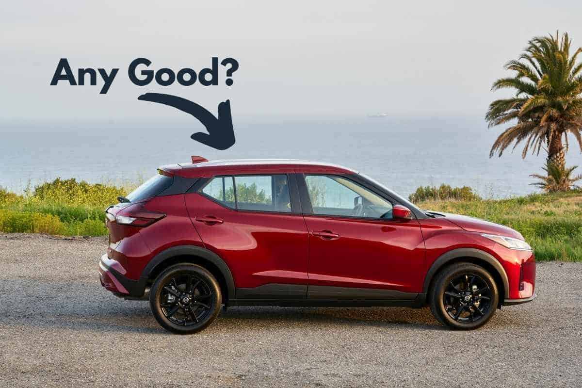 Best Years For The Nissan Kicks