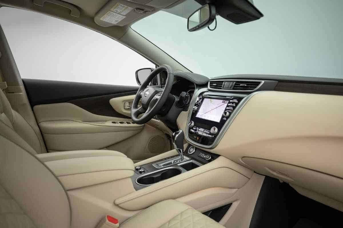 2021 Nissan Murano Interior Photo - What are the worst years for the Nissan Murano?