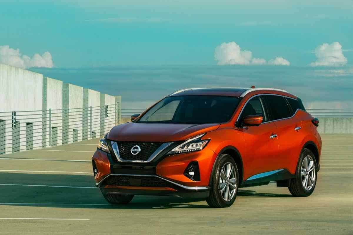 Best Years For The Nissan Murano