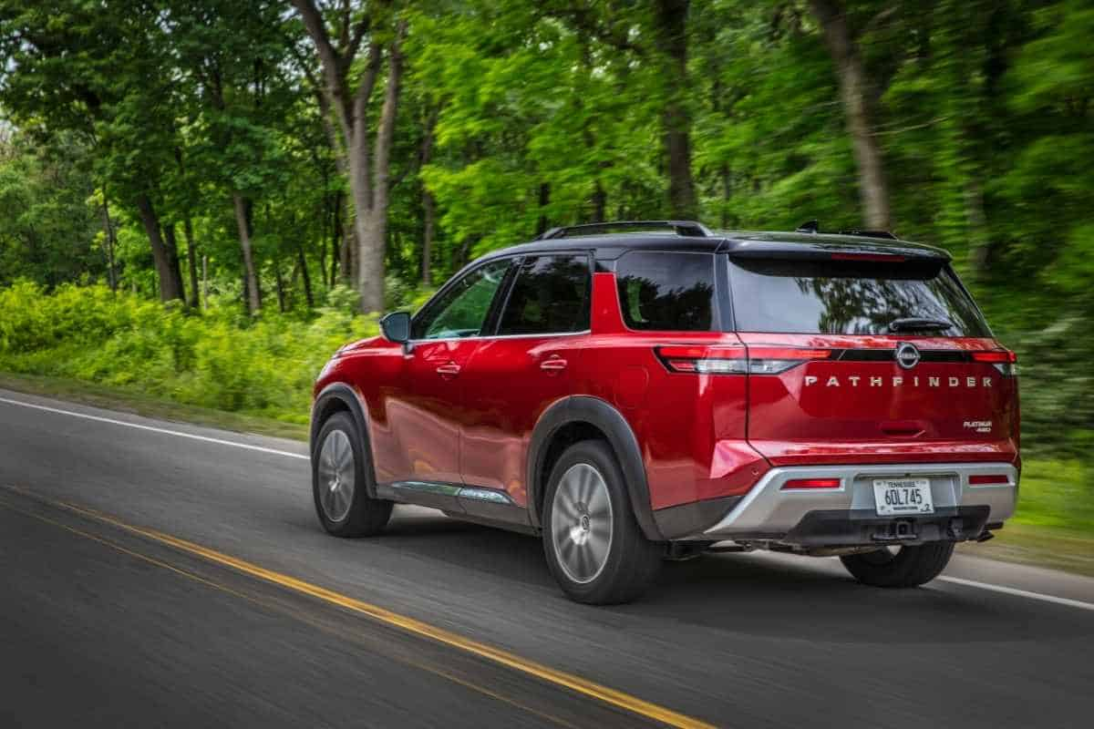 Best Years For The Nissan Pathfinder