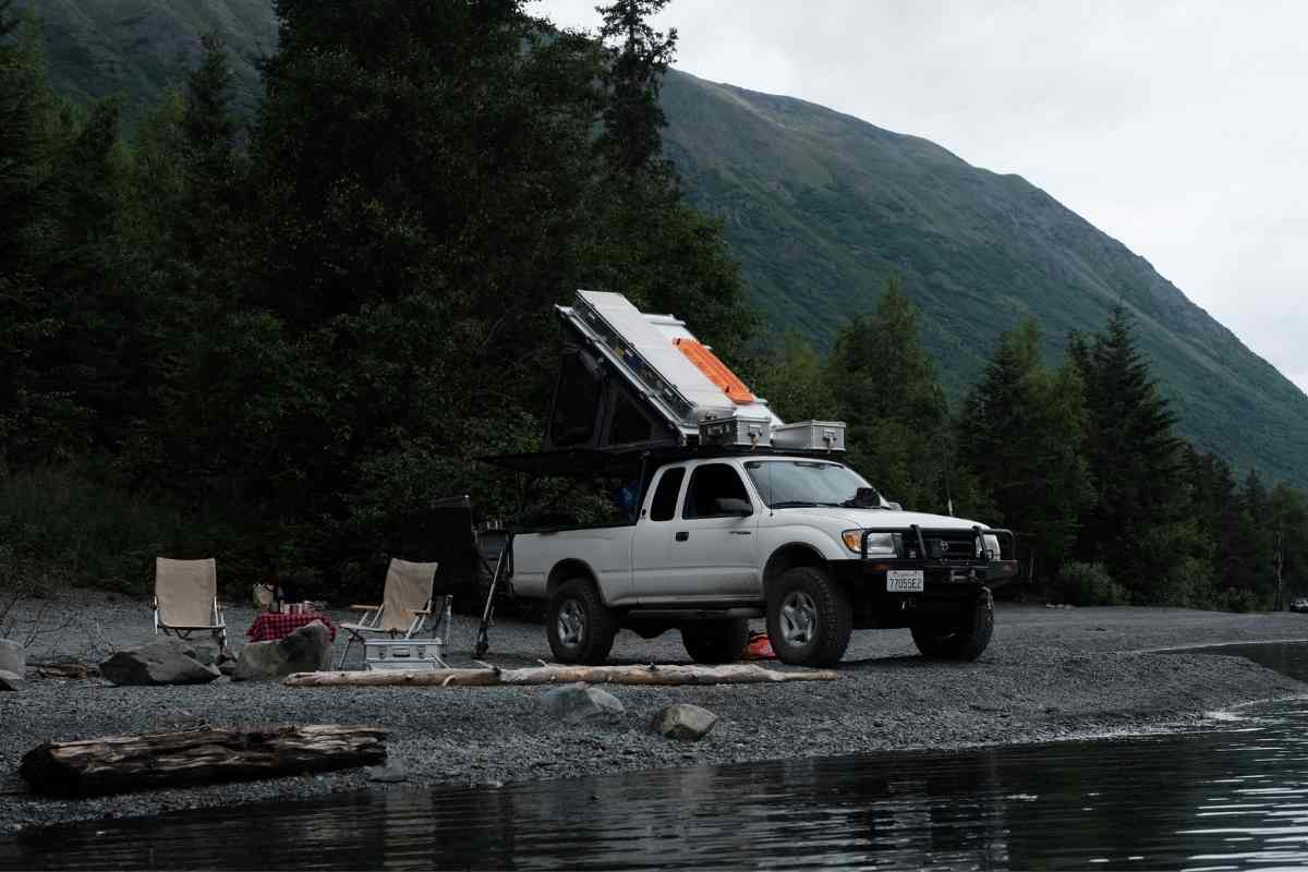 Overland Rig Build Ideas - offroad, overland, camping, truck, tacoma