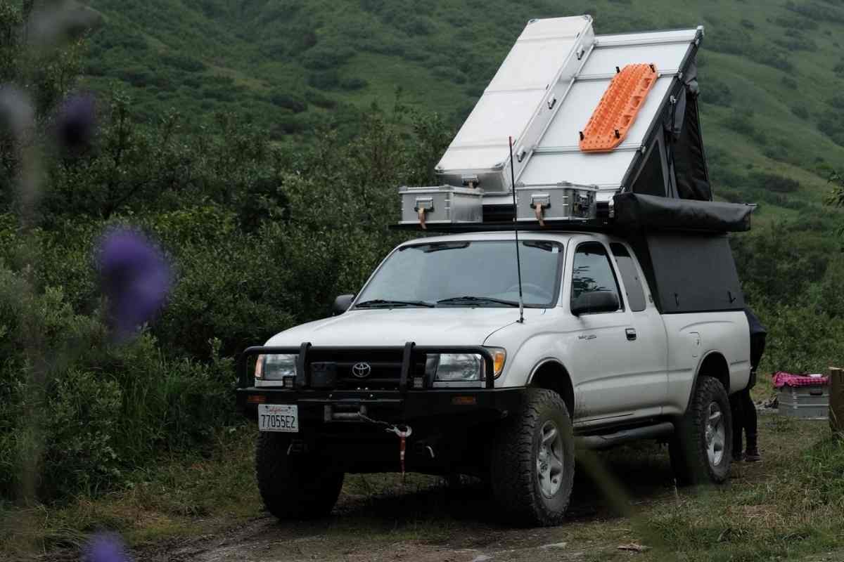 Overland Toyota Tacoma - The Almost Perfect Overland Rig | Offroam