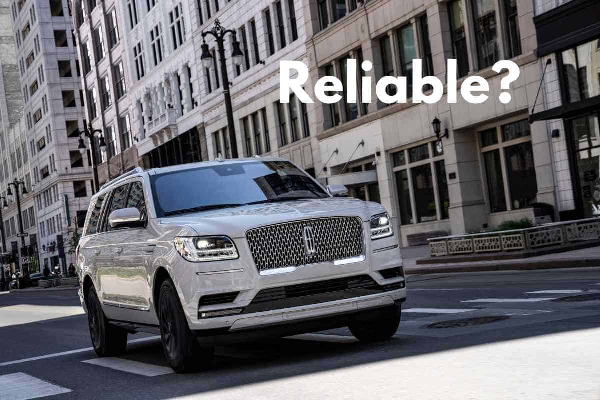 Which Lincoln SUV Is the Most Reliable