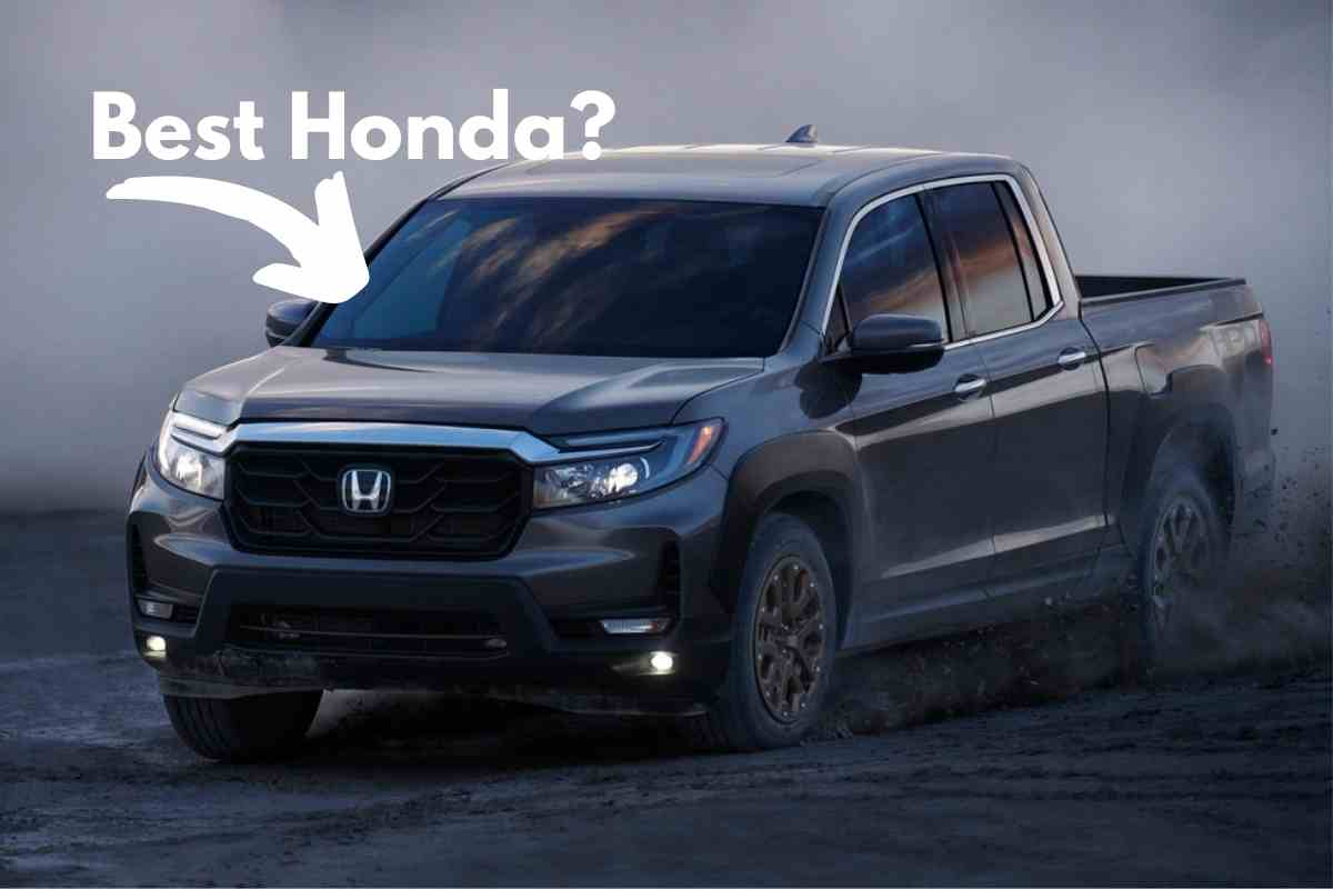 What are the Best Years for the Honda Ridgeline Truck?
