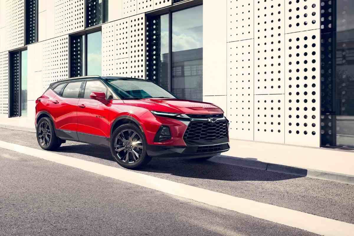 Difference Between Chevy Blazer LT and RS