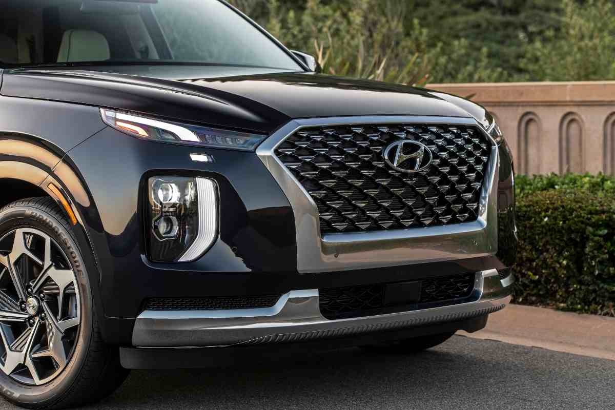 What is the Difference between Hyundai Palisade Limited and Calligraphy? #suv