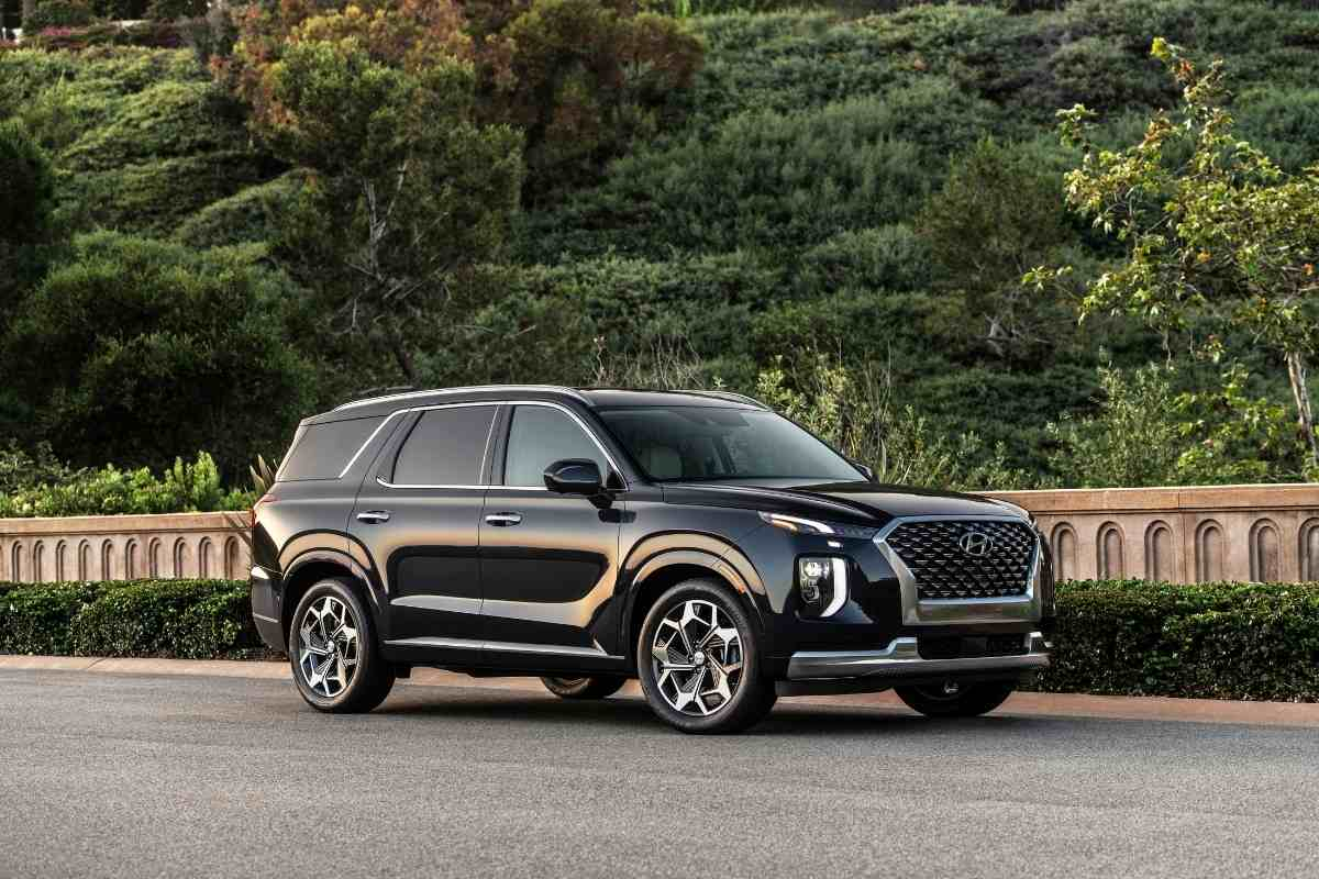 Difference between Hyundai Palisade Limited and Calligraphy