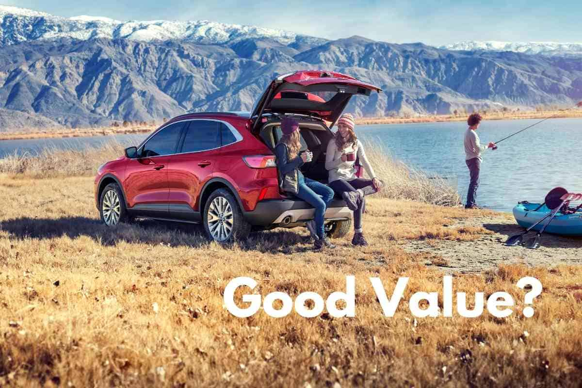 Do Ford Escapes Hold Their Value